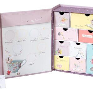 Κουτι  αναμνησεων για κοριτσι